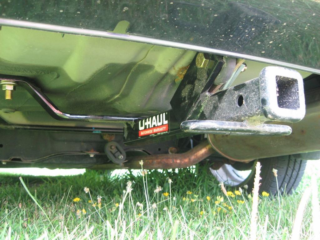 Review UHaul Hitch Install Service and DrawTite Sportframe 1 14