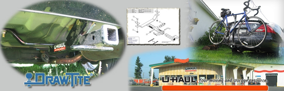 uhaul hitch banner
