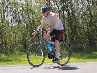 Me Biking