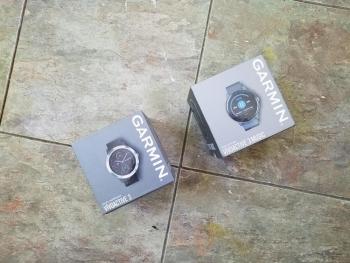 Vivoactive 3 and Vivoactive 3 Music boxes