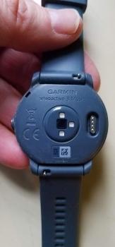Heart rate sensor and LED's