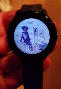 Made with the Garmin Face-It app