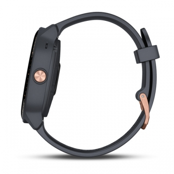 Side view of Vivoactive 3 Music