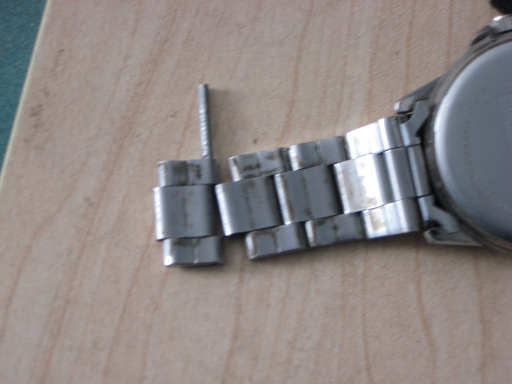 watch band repair