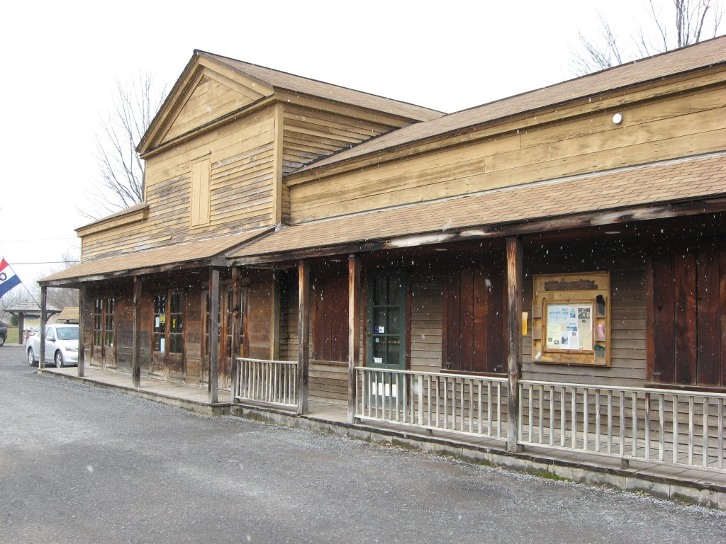 The Camillus Erie Canal Museum