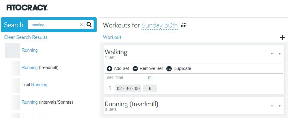 fitocracy log 2