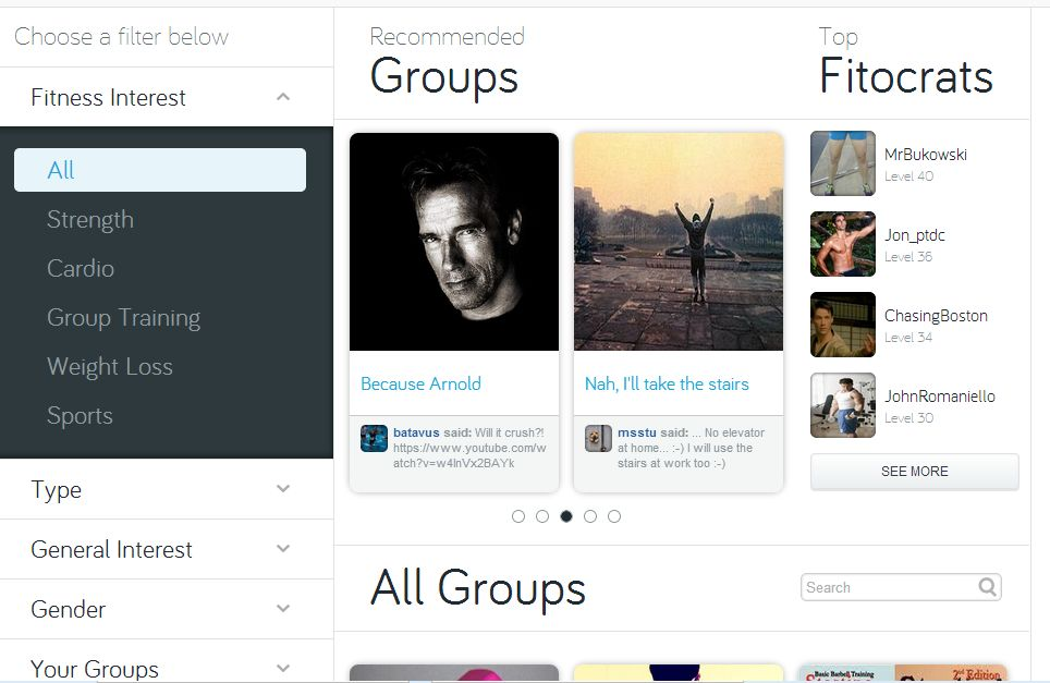 fito groups