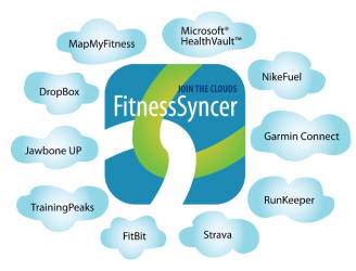 fitnesssyncer screen