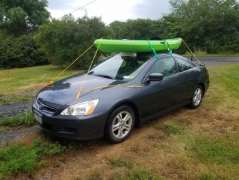 kayak-on-car-first-trip-9-2019