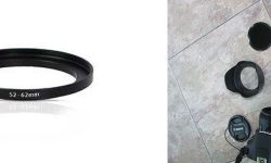Goja 52mm to 58 step-up adapter ring