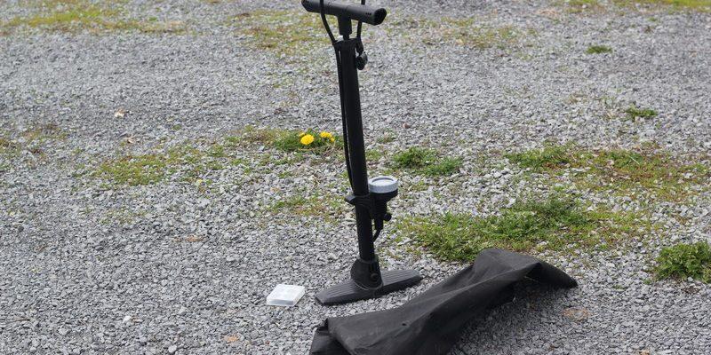 Review – Audew Portable Hand Pump/Bike Pump