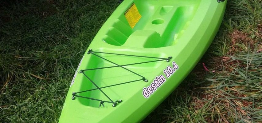 Review – Sun Dolphin 10.4 Sit-on Kayak