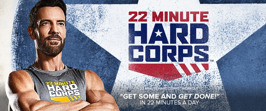 22 Minute Hard Corps Deluxe Workout from BeachBody – Review