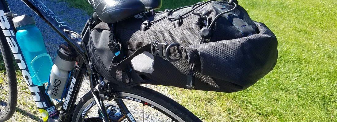 Roswheel Attack Series Waterproof 3-10 Liter Bicycle Dry Pack/Seat Pack