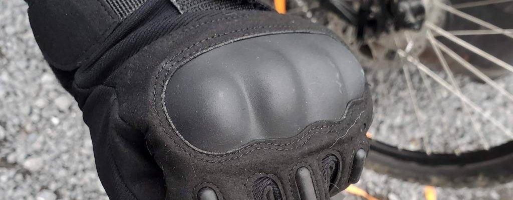 Audew Full Finger Armored Tactical Gloves with Non-Slip Palm & Touch Screen Design for Biking, Hiking, etc – Review