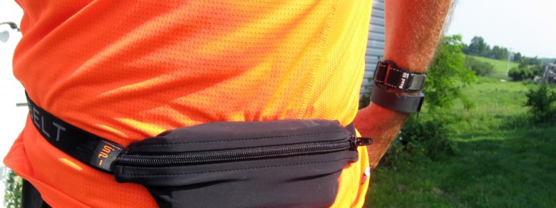 Review – SPIbelt Running / Sport belt, Large Pocket Version