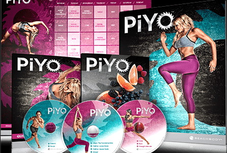 Review – Chalene Johnson's PiYo DVD series from Beachbody